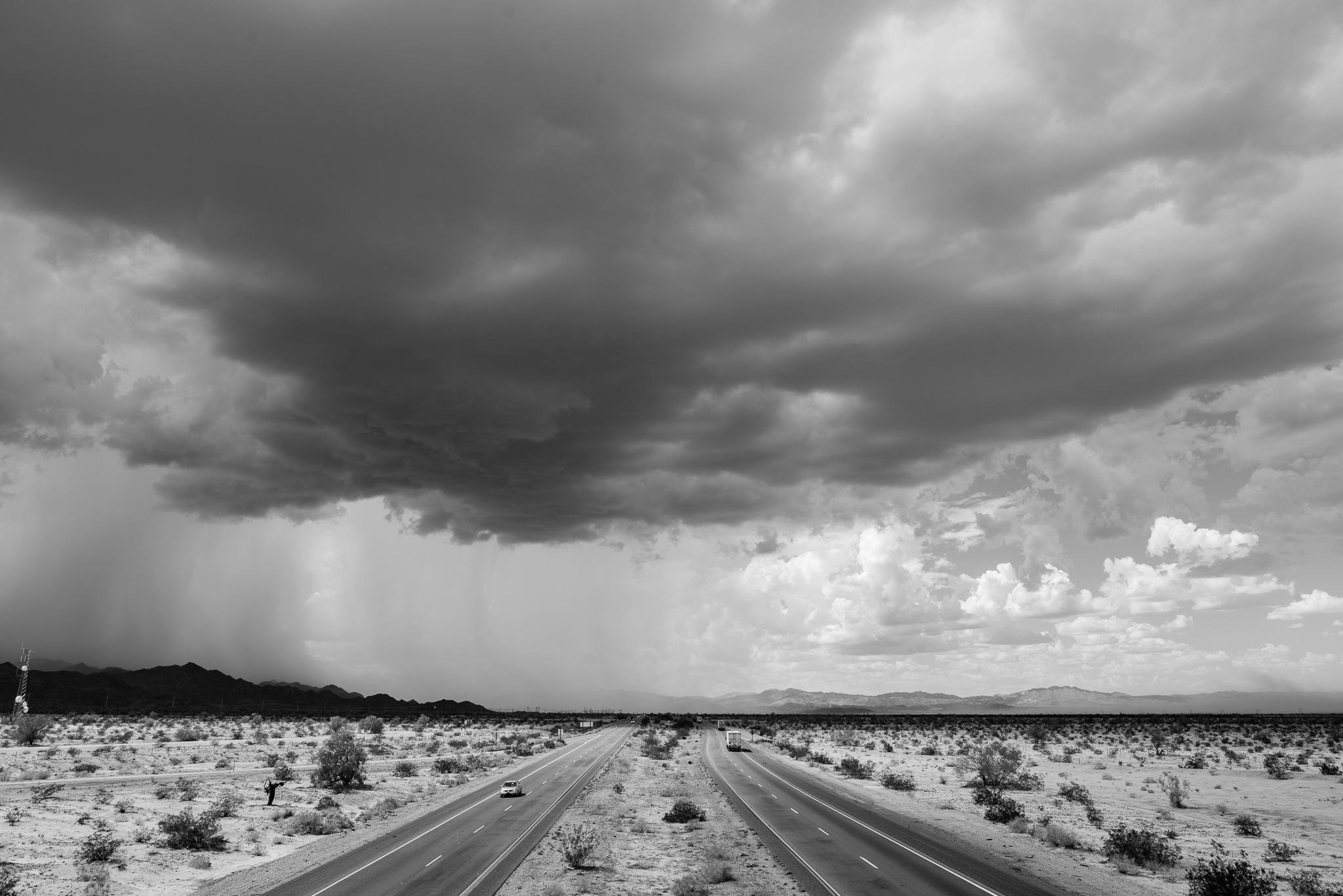 Storm Comin'